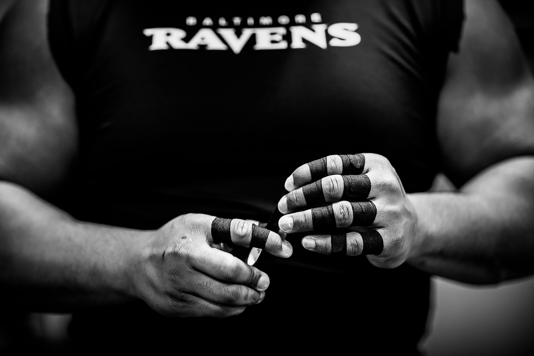 Shawn Hubbard | Commercial & Editorial Photographer | Sports | Active Lifestyle | Documentary | Official Team Photographer of the Baltimore Ravens