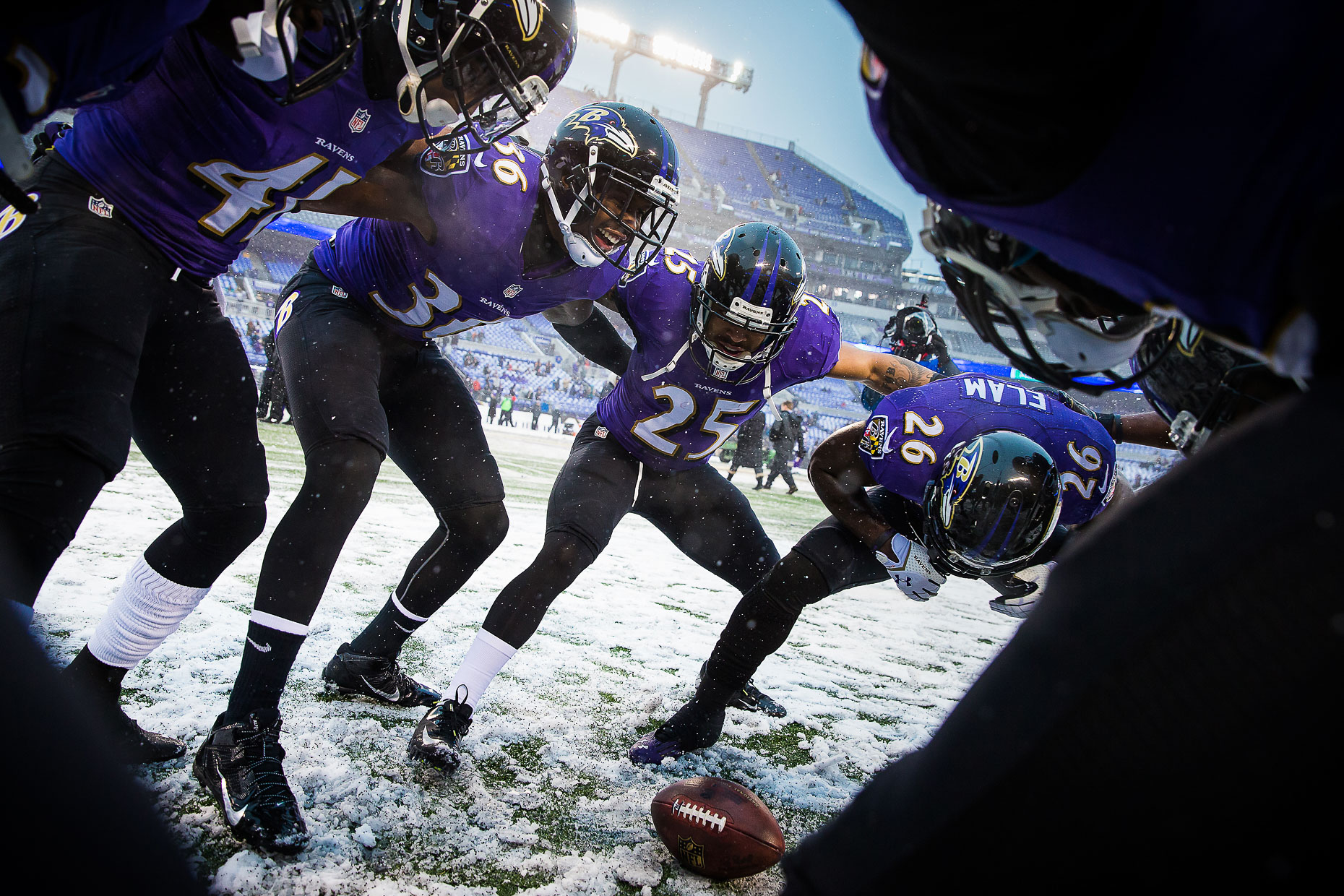 Baltimore Ravens - Commercial Sports Photographer 07