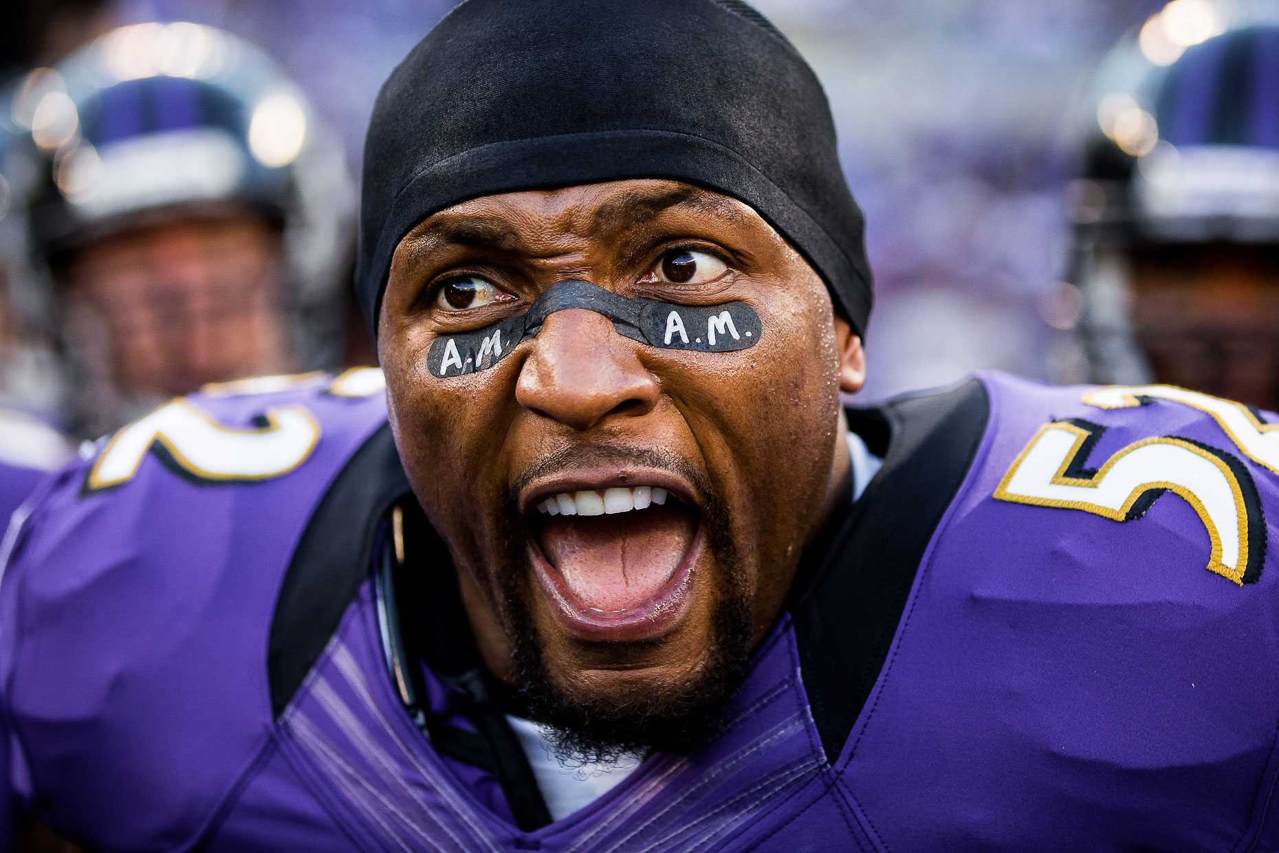 Baltimore Ravens - Commercial Sports Photographer 12