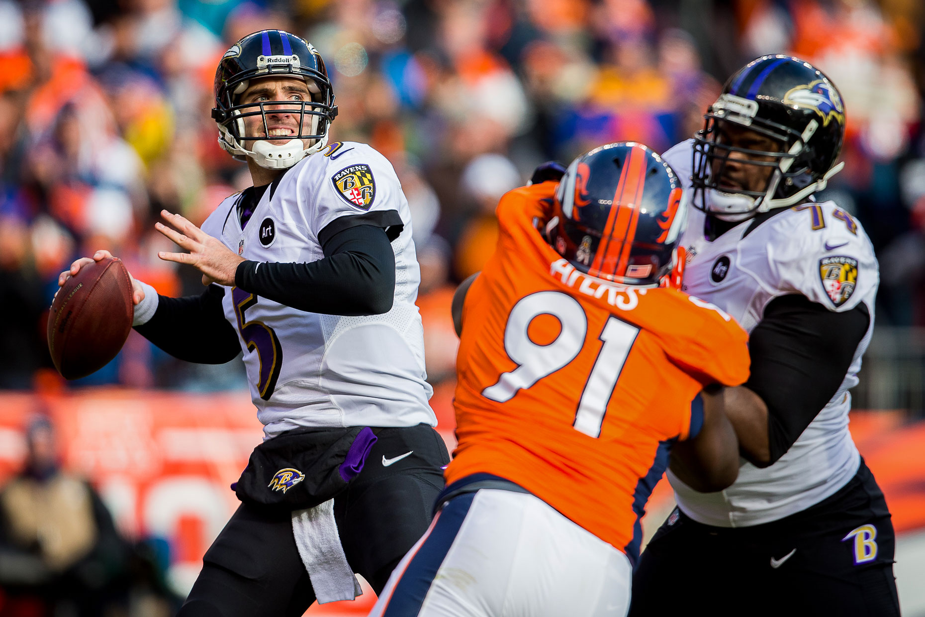 Baltimore Ravens - Commercial Sports Photographer 16