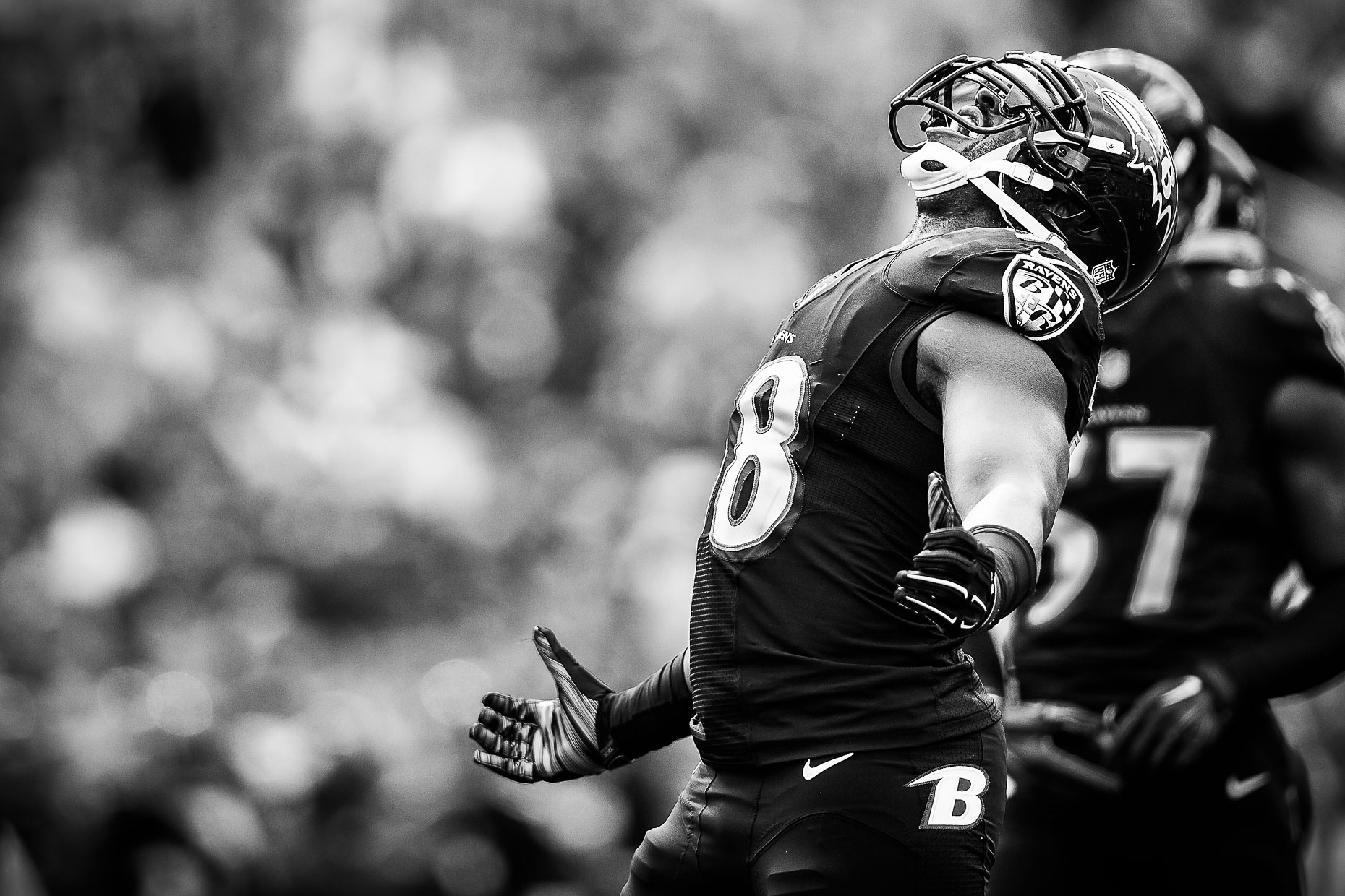 Baltimore Ravens - Commercial Sports Photographer 20