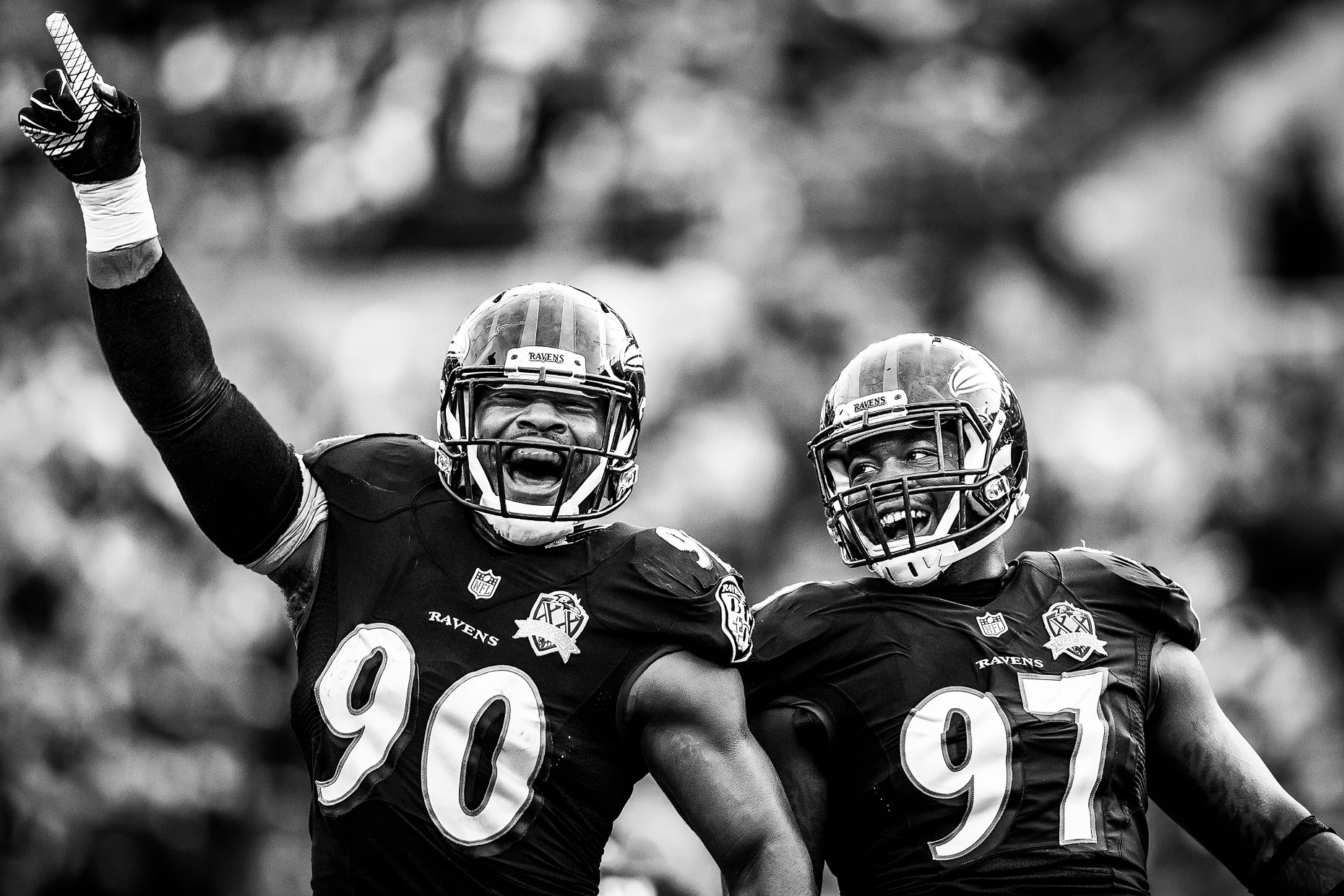 Baltimore Ravens - Commercial Sports Photographer 30