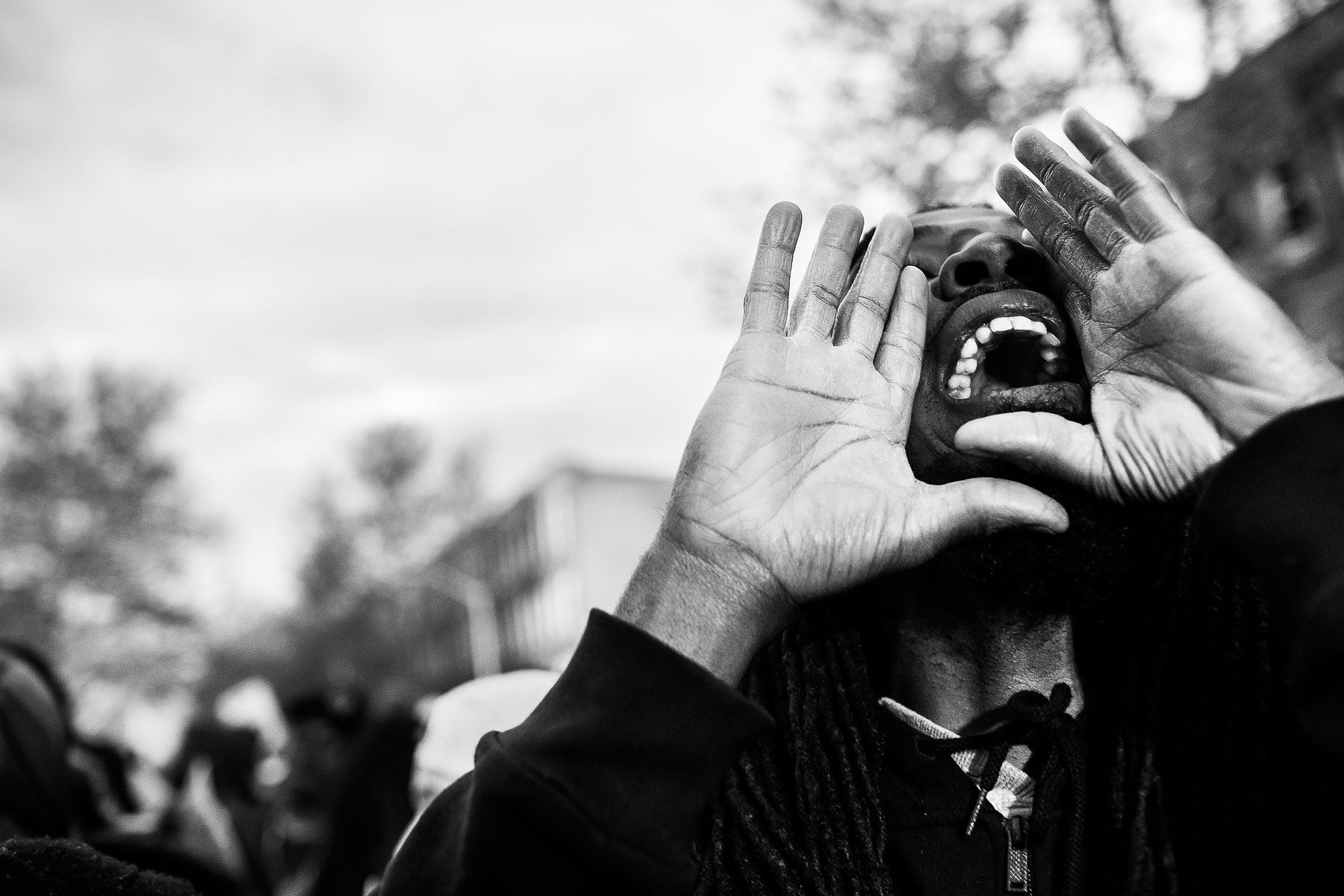 Baltimore Responds - The Baltimore Uprising - Photojournalism 01