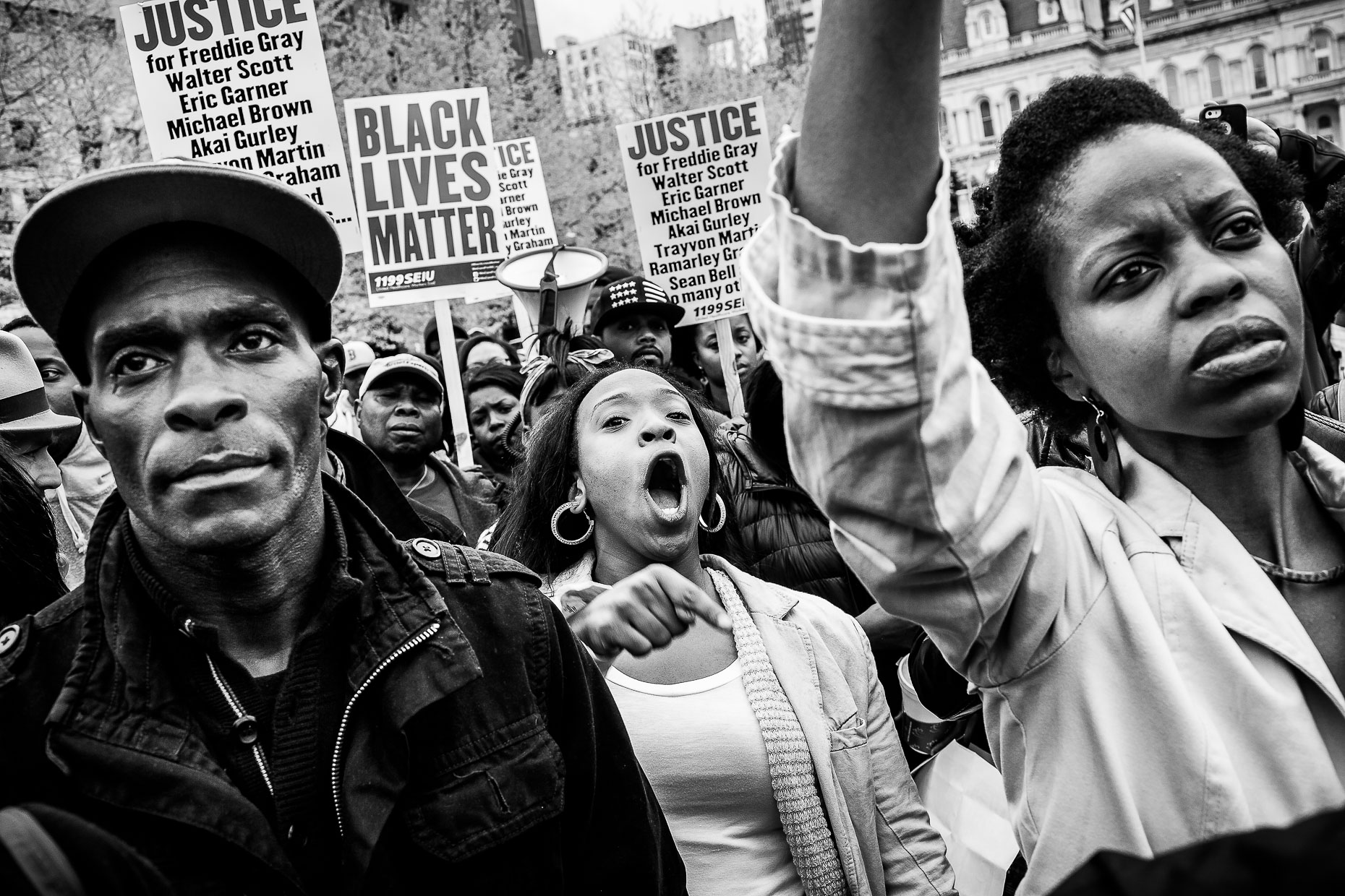 Baltimore Responds - The Baltimore Uprising - Photojournalism 03