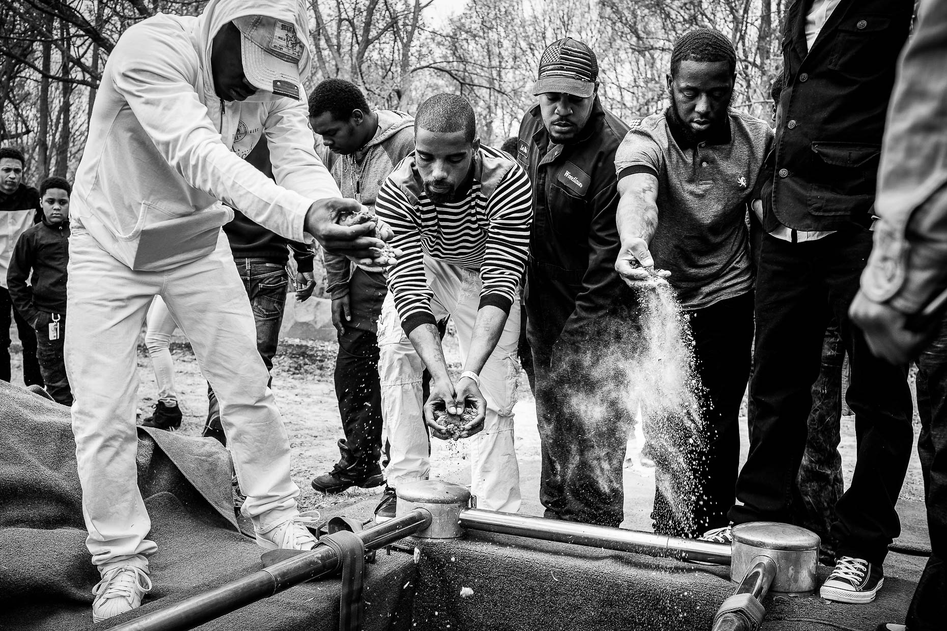 Baltimore Responds - The Baltimore Uprising - Photojournalism 20