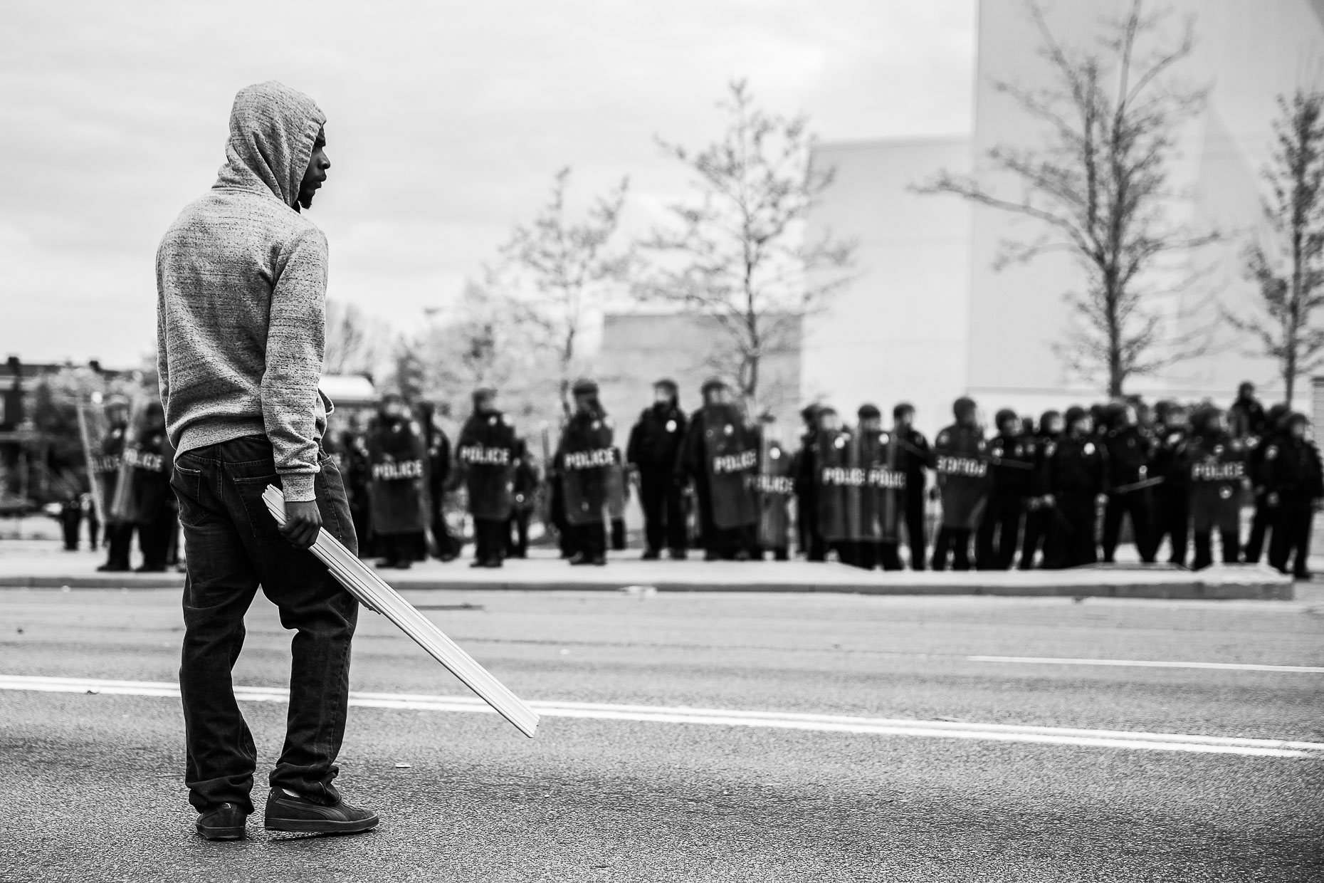 Baltimore Responds - The Baltimore Uprising - Photojournalism 24