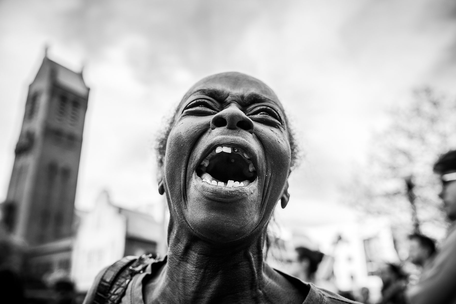 Baltimore Responds - The Baltimore Uprising - Photojournalism 35