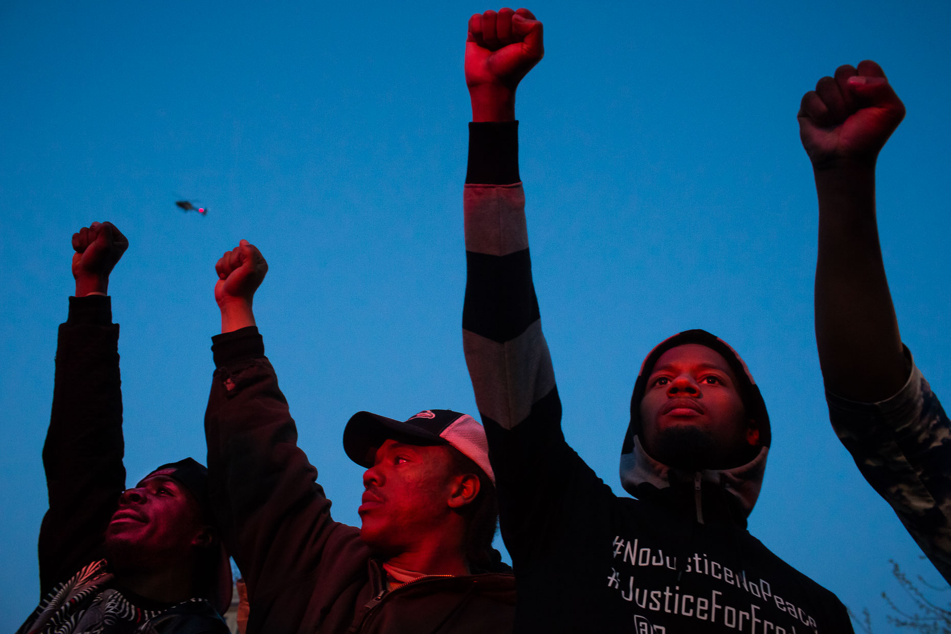 Baltimore Responds - The Baltimore Uprising - Photojournalism 38