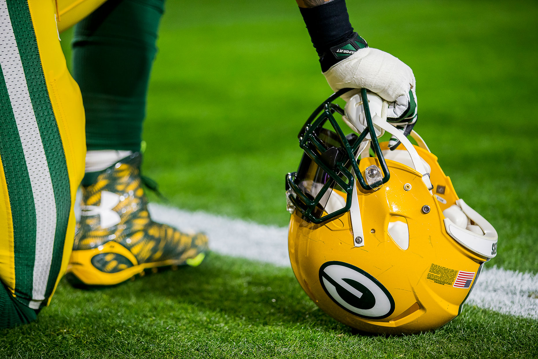 Green Bay Packers - Commercial Sports Photographer 10