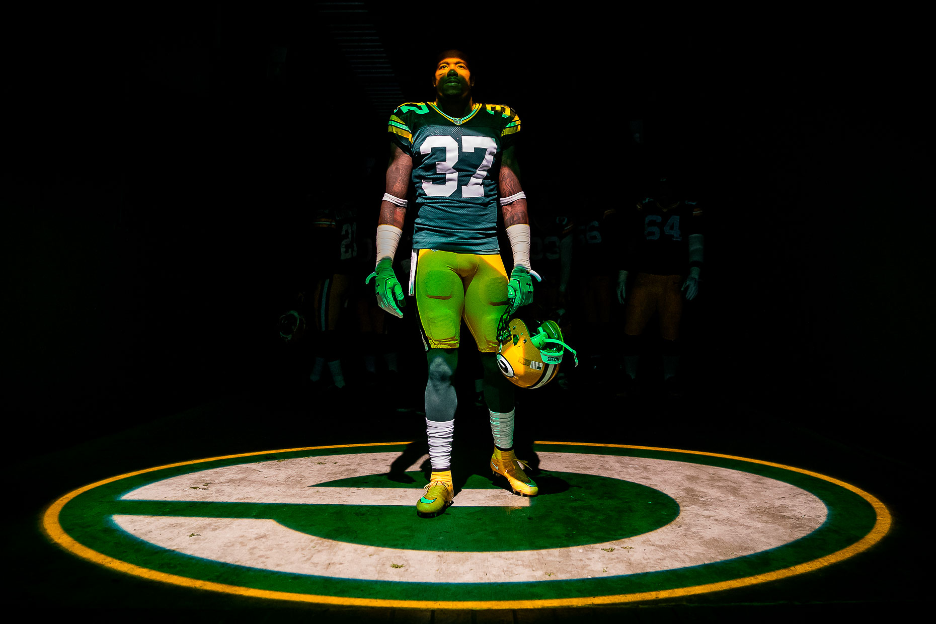 Green Bay Packers - Commercial Sports Photographer 12