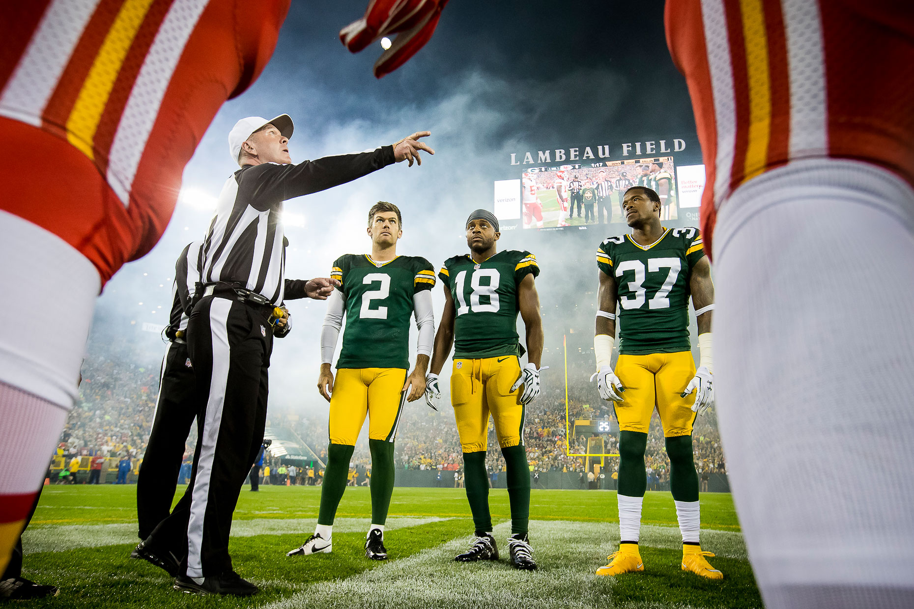 Green Bay Packers - Commercial Sports Photographer 15