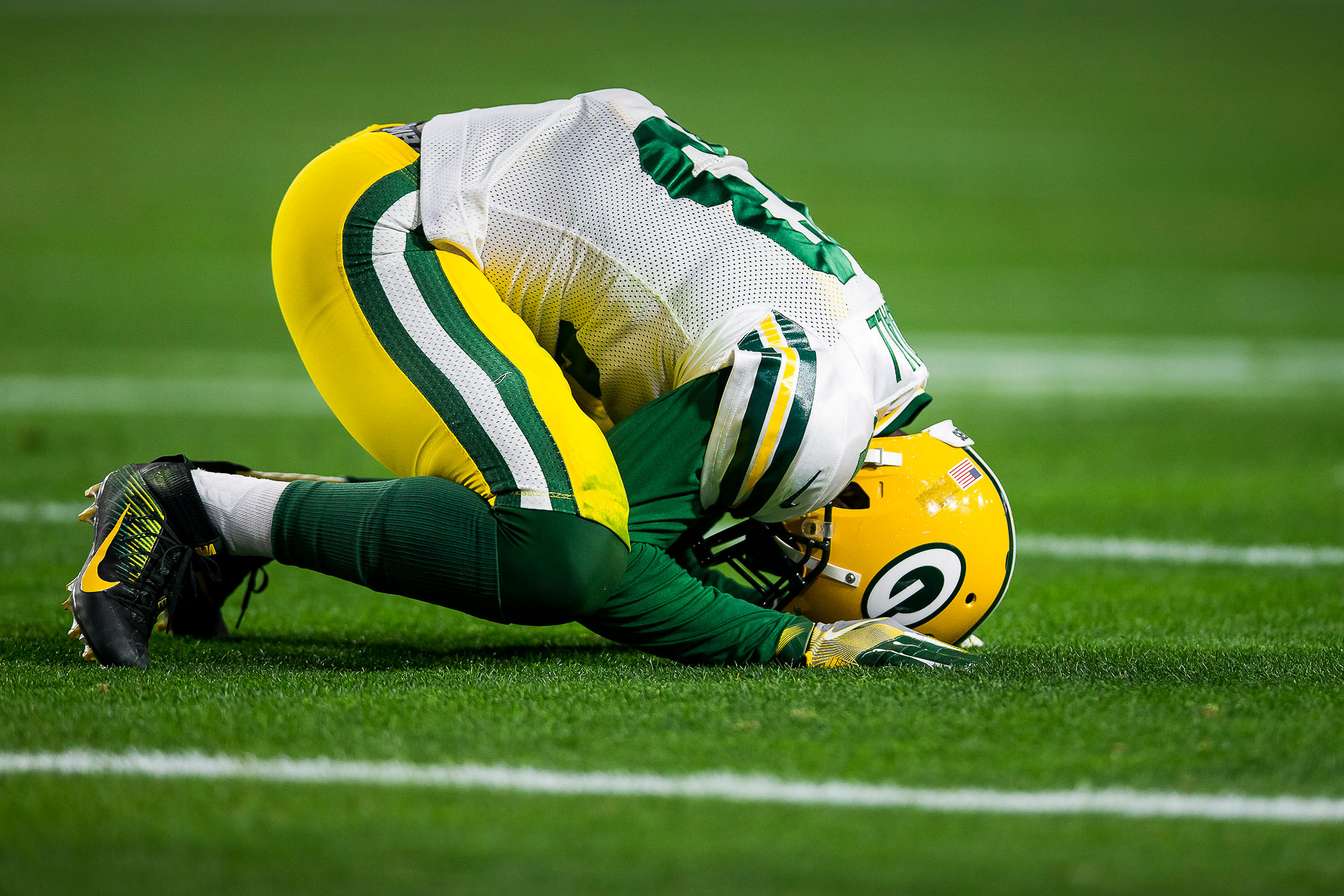 Green Bay Packers - Commercial Sports Photographer 25