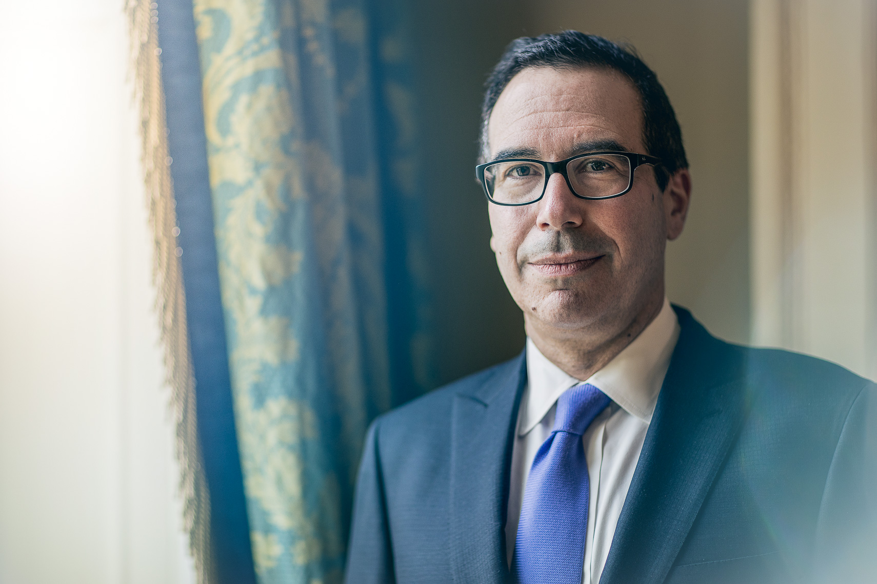 portrait14_ Donald Trump appointed United States Treasury Secretary Steven Mnuchin photos Baltimore Washington D.C. creative editorial portrait photographer based in Baltimore City editorial portraiture and lifestyle photography political photos politics