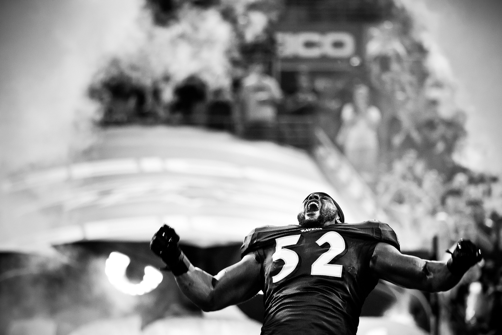 ravens07  NFL Baltimore Ravens photos NFL behind the scenes documentary sports photographer photo of Ray Lewis Halld of Fame