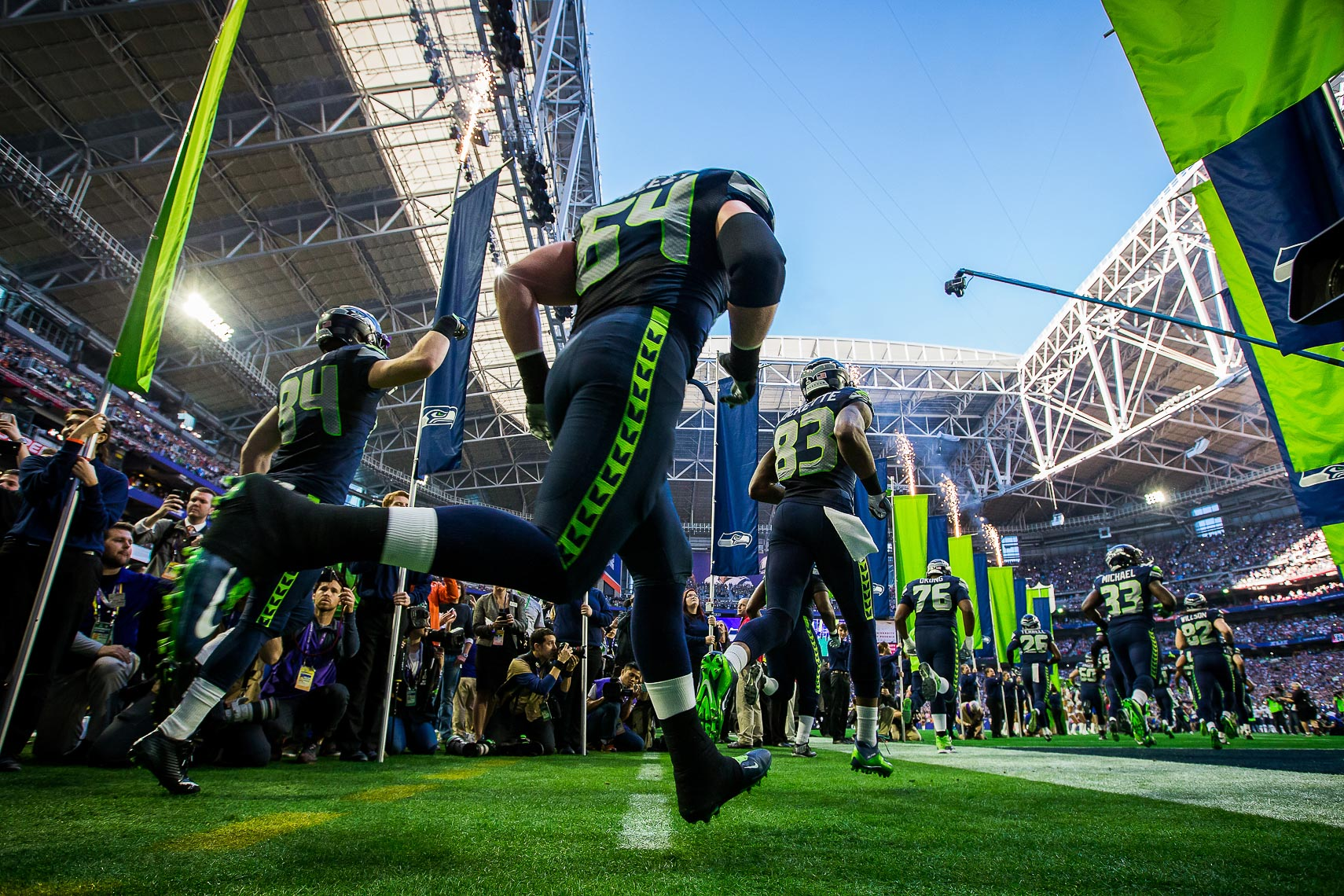 superbowl19  Best Super Bowl XLIX 49 photos between Seattle Seahawks and New England Patriots
