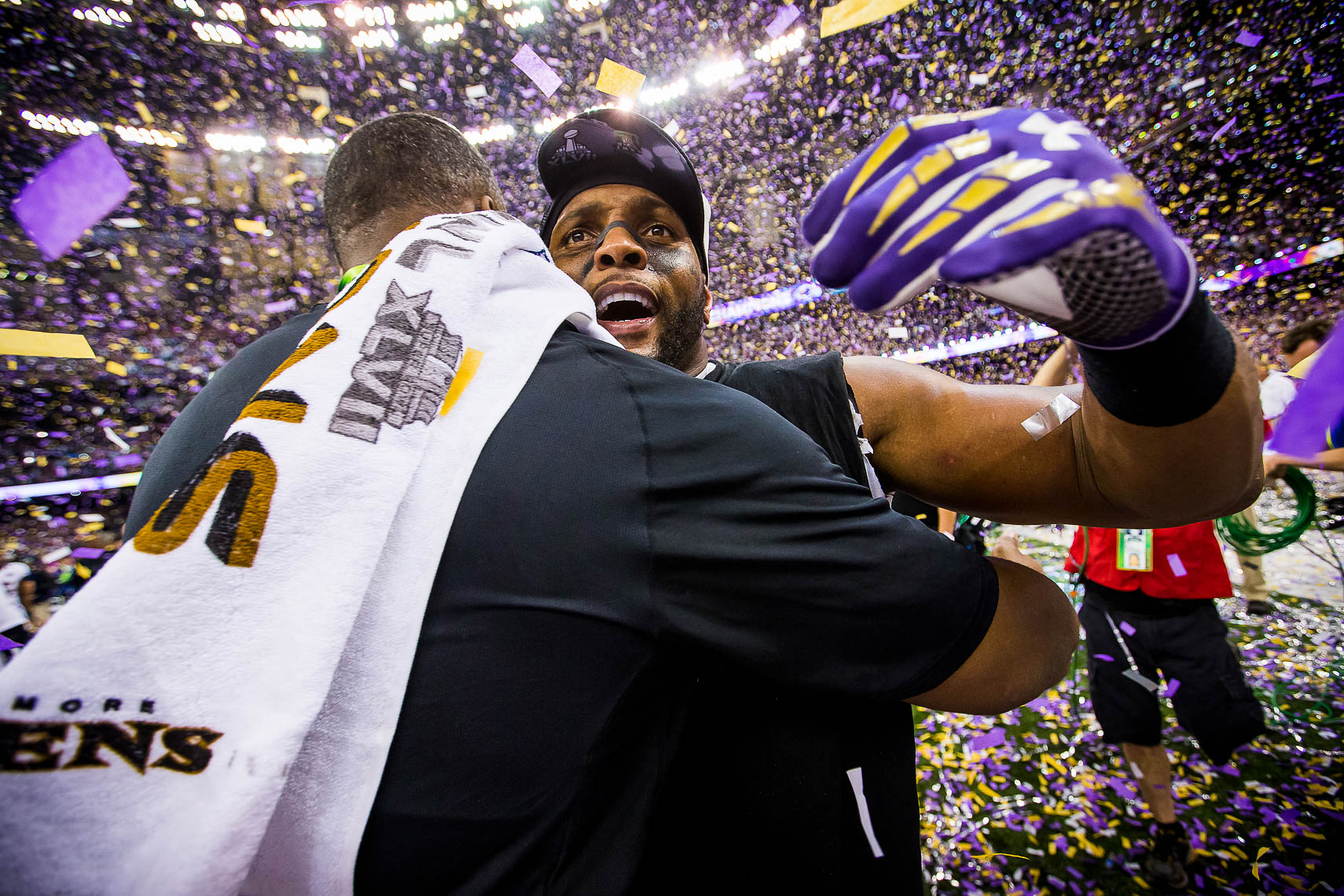 superbowl38  Best Super Bowl XLVII 47 photos between Baltimore Ravens and 49ers Harbaugh Bowl Ray Lewis Hall of Fame photos