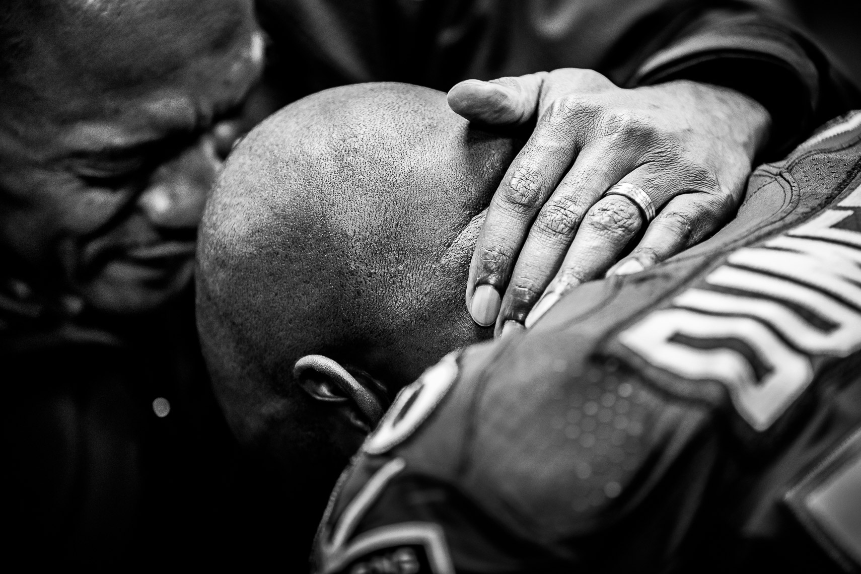 teamchaplain22_ NFL behind the scenes Baltimore Ravens team chaplain Johnny Shelton by Baltimore  area photojournalist reportage documentary sports photographer