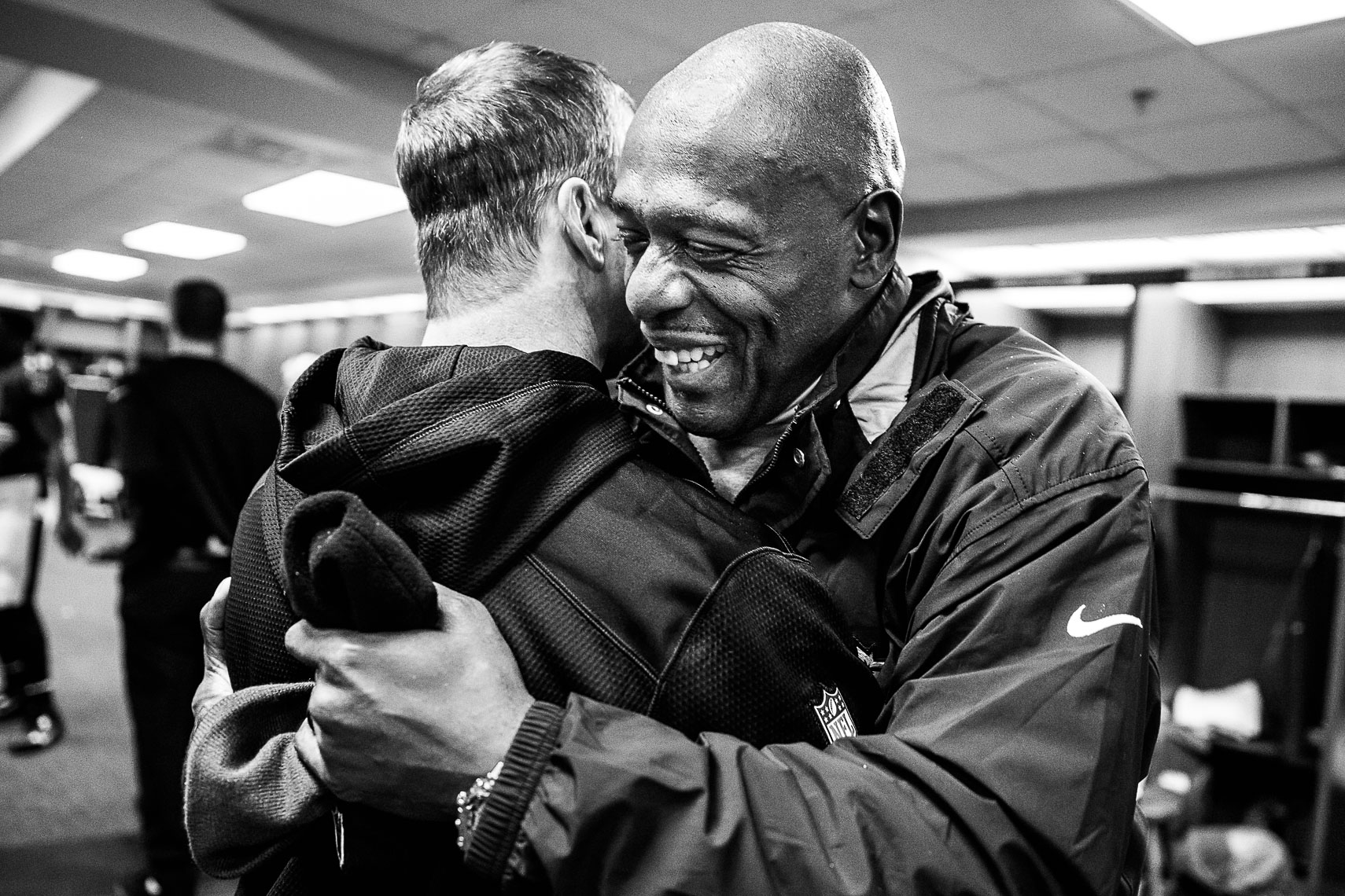 teamchaplain26_ NFL behind the scenes Baltimore Ravens team chaplain Johnny Shelton by Baltimore  area photojournalist reportage documentary sports photographer